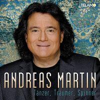 Cover Andreas Martin - Tänzer, Träumer, Spinner