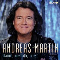 Cover Andreas Martin - Warum, weshalb, wieso
