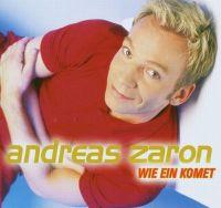 Cover Andreas Zaron - Wie ein Komet