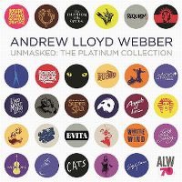 Cover Andrew Lloyd Webber - Unmasked: The Platinum Collection