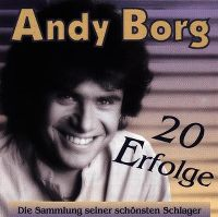 Cover Andy Borg - 20 Erfolge