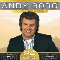 Cover Andy Borg - 24 Karat