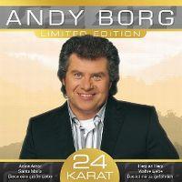 Cover Andy Borg - 24 Karat