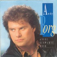 Cover Andy Borg - Adieu schwarze Rose