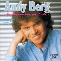 Cover Andy Borg - Am Anfang war die Liebe