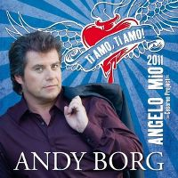 Cover Andy Borg - Angelo mio 2011
