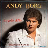 Cover Andy Borg - Angelo mio