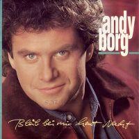 Cover Andy Borg - Bleib bei mir heut Nacht
