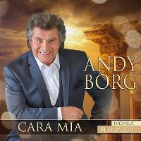 Cover Andy Borg - Cara mia