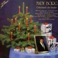 Cover Andy Borg - Gabentisch der Lieder