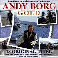 Cover Andy Borg - Gold