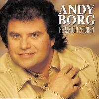 Cover Andy Borg - Herzklopfzeichen