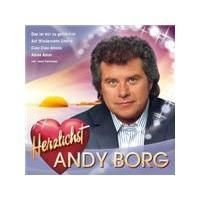 Cover Andy Borg - Herzlichst