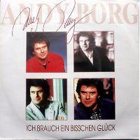 Cover Andy Borg - Ich brauch ein bisschen Glück