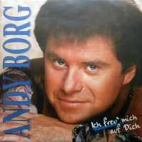 Cover Andy Borg - Ich freu' mich auf Dich
