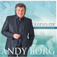 Cover Andy Borg - Jugendliebe - Unvergessene Schlager