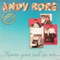 Cover Andy Borg - Komm ganz nah' zu mir