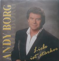 Cover Andy Borg - Liebe ist stärker