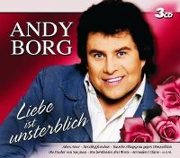 Cover Andy Borg - Liebe ist unsterblich