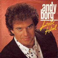 Cover Andy Borg - Liebe total