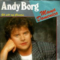 Cover Andy Borg - Mama Domenica