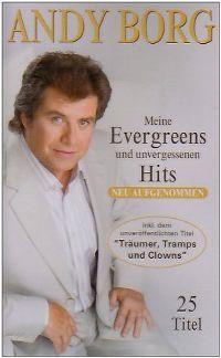 Cover Andy Borg - Meine Evergreens und unvergessenen Hits