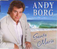 Cover Andy Borg - Santa Maria