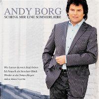 Cover Andy Borg - Schenk mir eine Sommerliebe