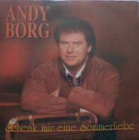 Cover Andy Borg - Schenk' mir eine Sommerliebe