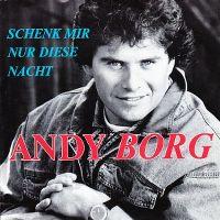 Cover Andy Borg - Schenk mir nur diese Nacht