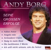 Cover Andy Borg - Seine grossen Erfolge
