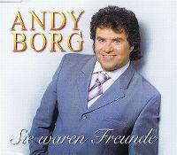 Cover Andy Borg - Sie waren Freunde