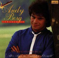 Cover Andy Borg - Vergoldet
