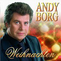Cover Andy Borg - Weihnachten