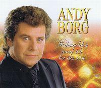 Cover Andy Borg - Weihnachten werd' ich bei dir sein