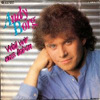 Cover Andy Borg - Weil wir uns lieben