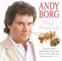 Cover Andy Borg - Weiße Weihnacht