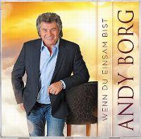 Cover Andy Borg - Wenn du einsam bist