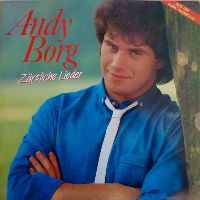 Cover Andy Borg - Zärtliche Lieder