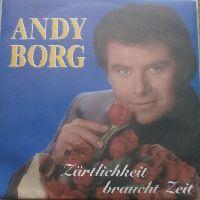 Cover Andy Borg - Zärtlichkeit braucht Zeit