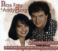 Cover Andy Borg & Petra Frey - Zusammen geh'n