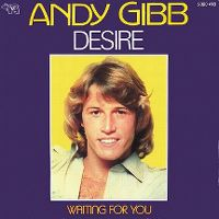 Cover Andy Gibb - Desire