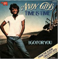 Cover Andy Gibb - Time Is Time