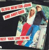 Cover Andy Gibb & Olivia Newton-John - Rest Your Love On Me