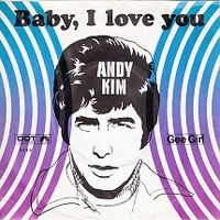 Cover Andy Kim - Baby, I Love You