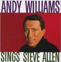 Cover Andy Williams - Andy Williams Sings Steve Allen