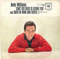 Cover Andy Williams - Can't Get Used To Losing You