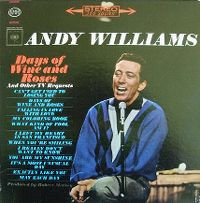 Cover Andy Williams - Days Of Wine And Roses