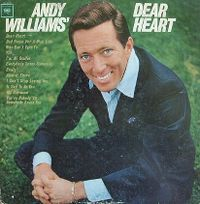 Cover Andy Williams - Dear Heart