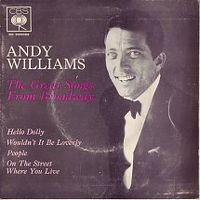 Cover Andy Williams - Hello, Dolly!